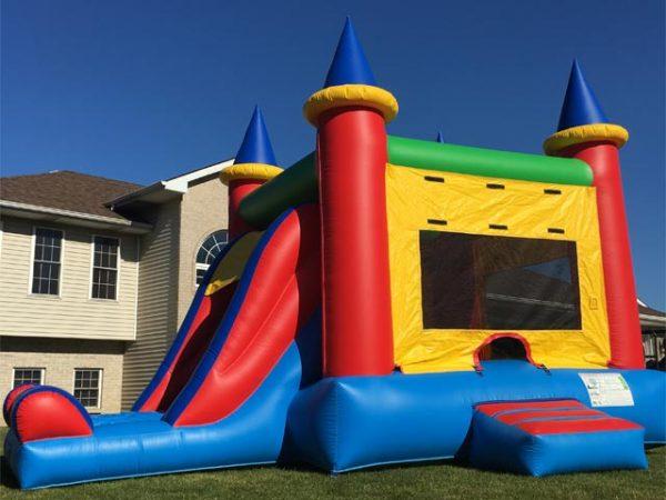 Castle Combo Bounce Unit