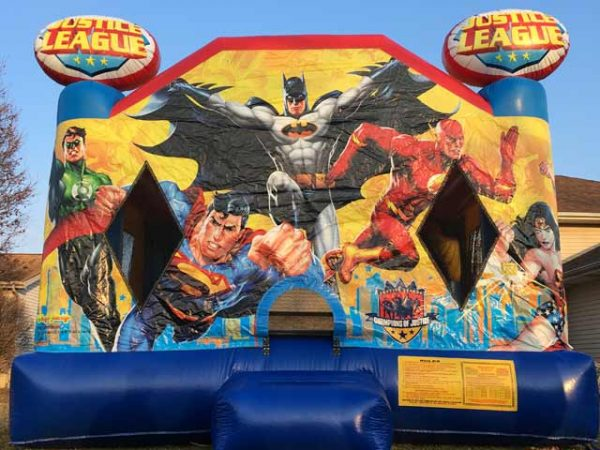 Justice League Bouncer