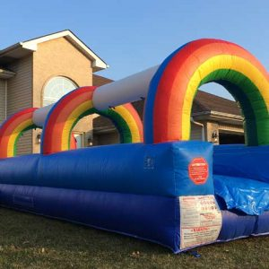 Slip and Slide Unit